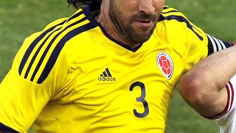 Mario Yepes, Colombia
