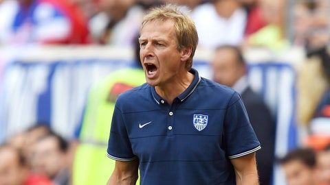 July 26, 2015: The USMNT has its worst Gold Cup finish in 15 years