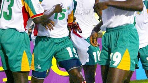 Senegal 1 France 0, Seoul, 2002
