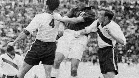 USA 1 England 0, Belo Horizonte, 1950