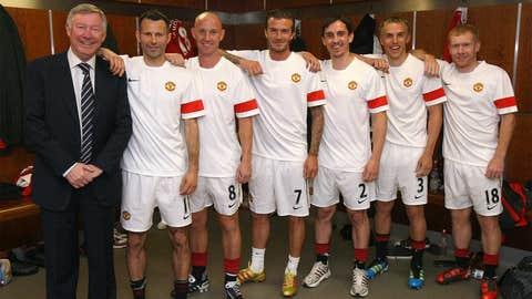 Manchester United (Sir Alex Ferguson era)