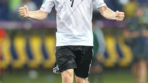 Key player: Bastian Schweinsteiger (Bayern Munich)