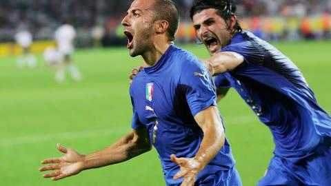 Alessandro Del Piero vs. Germany 2006