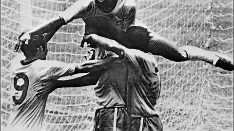 Carlos Alberto vs. Italy 1970