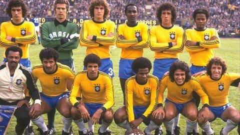 Nelinho vs. Italy 1978