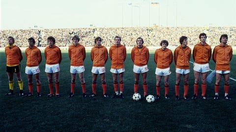 Arie Haan vs. Italy 1978