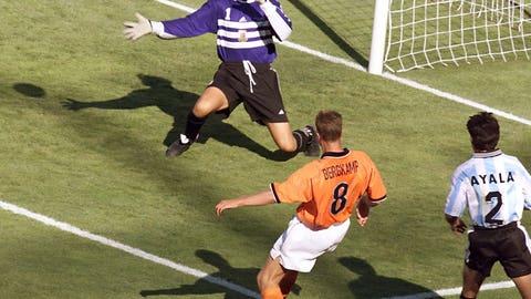 Dennis Bergkamp vs. Argentina 1998