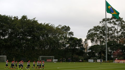 USA trains in São Paulo ... without Jürgen Klinsmann
