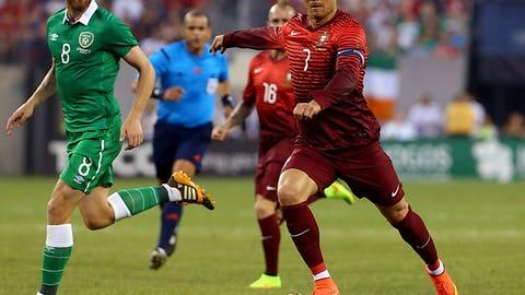 Cristiano Ronaldo returns for Portugal