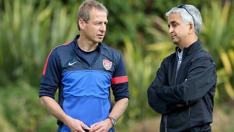 Gulati: FIFA hasn't talked to us about 2022