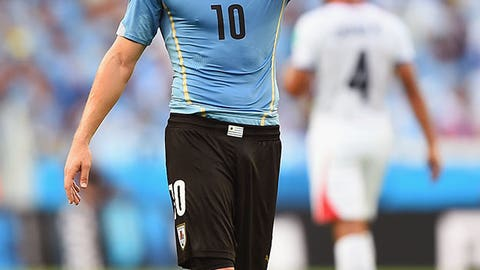 Pablo and Diego Forlan (Uruguay)