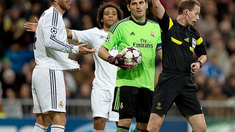 Sergio Ramos, Real Madrid/Spain
