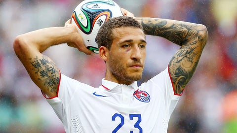 Fabian Johnson, RB (United States)