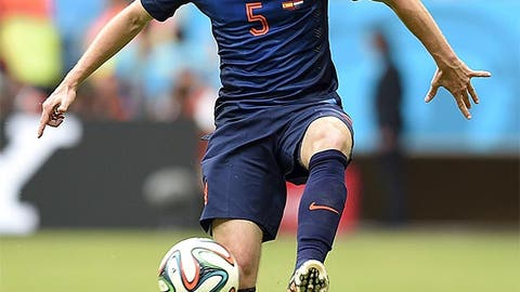 Daley Blind, LB (Netherlands)