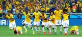 Five Points: Brazil barely survives Chile, Colombia thrives yet again