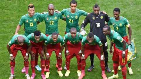 Match-fixing allegations cloud Cameroon's World Cup campaign (June 23)