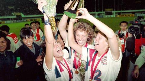 1991 Women's World Cup