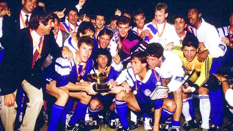 1991 Gold Cup