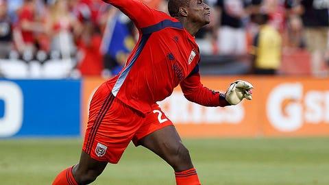 Bill Hamid, D.C. United goalkeeper