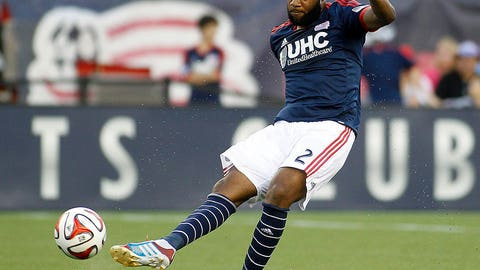 Andrew Farrell, New England defender