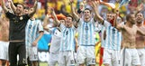 Energized Argentina enters semifinal clash vs. Holland with high spirits