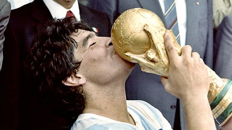 1986: Argentina 3 – West Germany 2 (Mexico City)