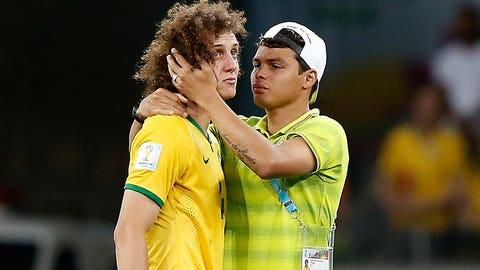 Germany put on masterclass to oust Brazil (July 8)