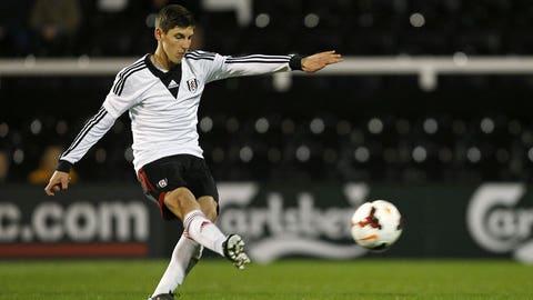 Emerson Hyndman, Fulham midfielder