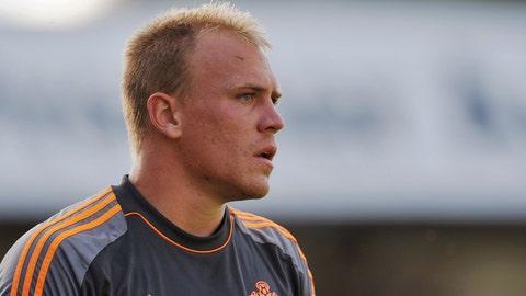 Cody Cropper, Southampton goalkeeper