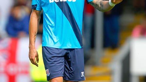 Geoff Cameron, Stoke City defender