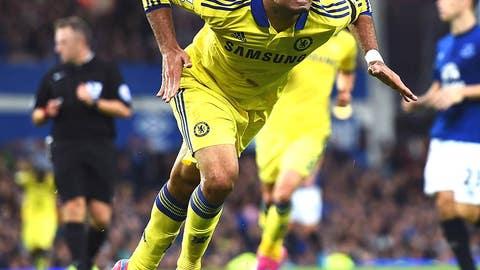 Winners: Chelsea