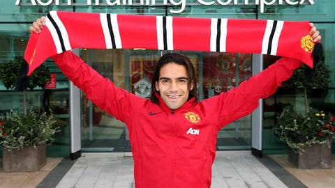 Winners: Manchester United