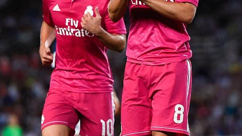 Losers: Real Madrid
