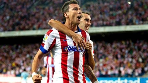 Winners: Atletico Madrid
