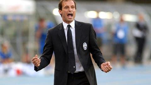 Losers: Juventus