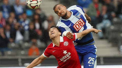 John Brooks, Hertha Berlin defender