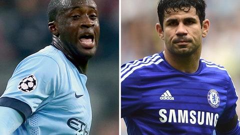 Manchester City face Chelsea at Etihad Stadium (live, Sunday, 11 a.m. ET)