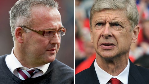 Arsenal look to bounce back against Paul Lamber's Aston Villa (live, Saturday, 10:00a.m. ET)