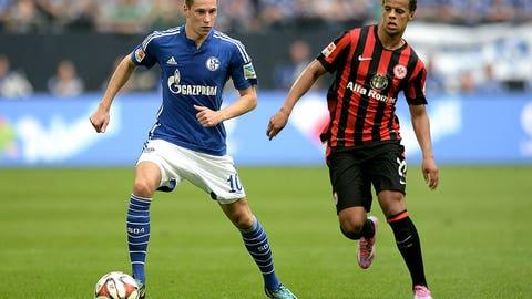 Timothy Chandler, Eintracht Frankfurt defender