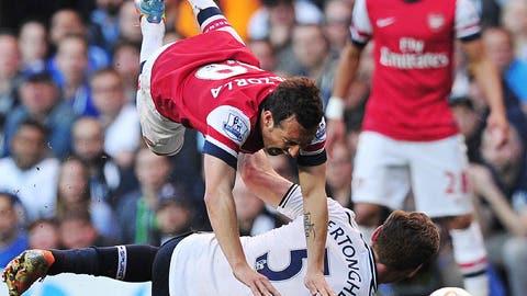 Arsenal face north London rivals Tottenham in Saturday's showpiece (live, Saturday, 12:30 p.m. ET)