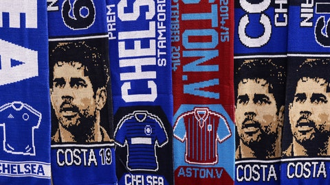 Costa lot?