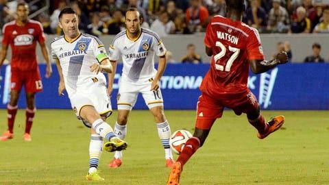 Robbie Keane, LA Galaxy forward