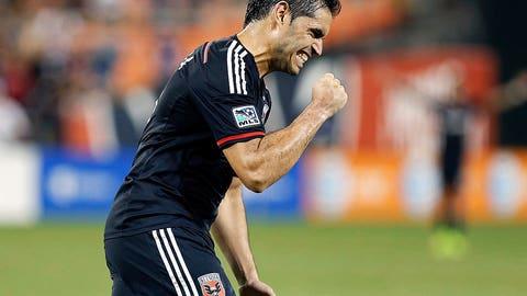 Fabian Espindola, D.C. United forward