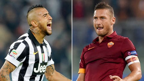 Juventus and Roma clash in a perfect storm (live, Sunday, 12 p.m. ET)