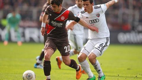 Alfredo Morales, Ingolstadt midfielder
