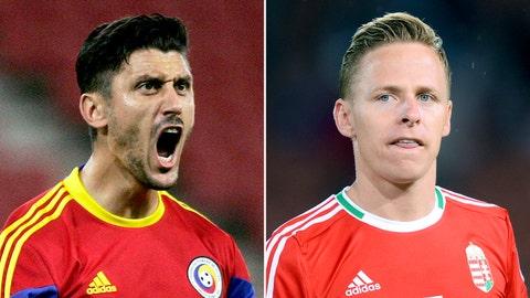 Romania vs. Hungary (live, Saturday, 12 p.m. ET)