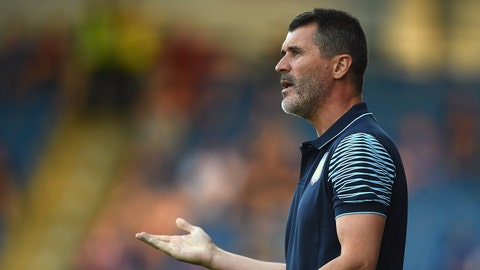 Keane's beard: July 30