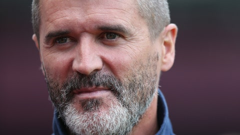 Keane's beard: Aug 9