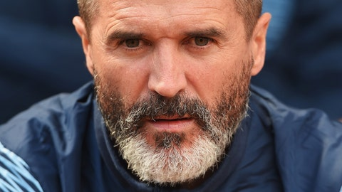Keane's beard: Aug 23