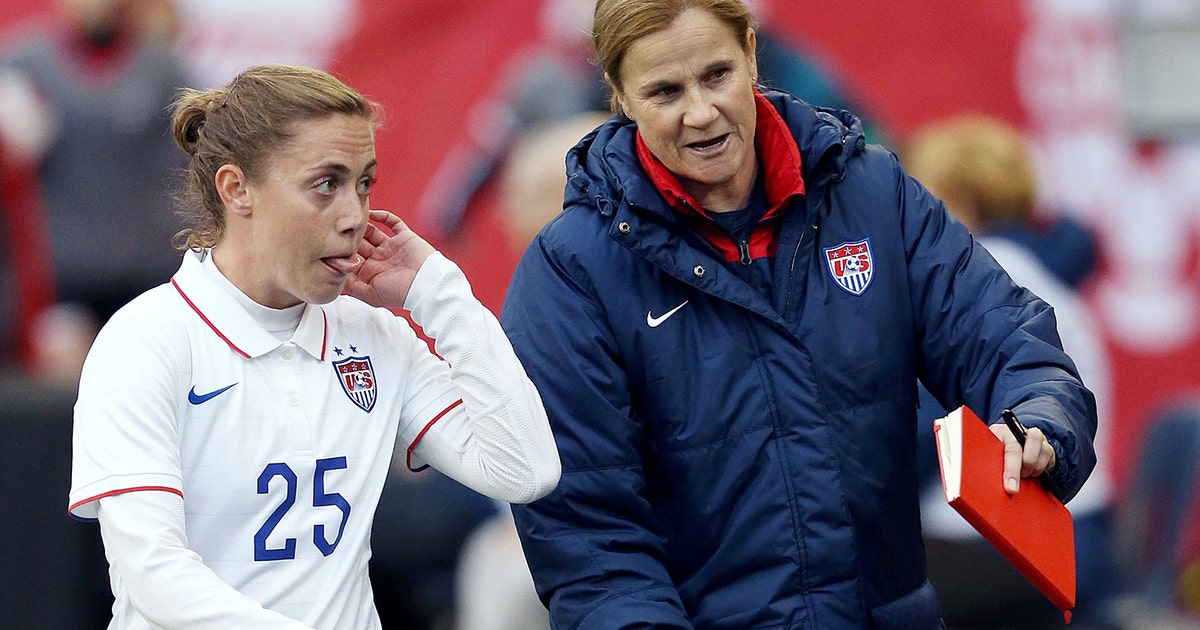 USWNT Name Roster For Upcoming Friendlies Vs France